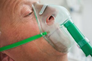 First aid for treating pneumonia